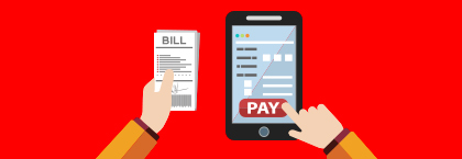 Reasons to Pay Mobile Bills Online