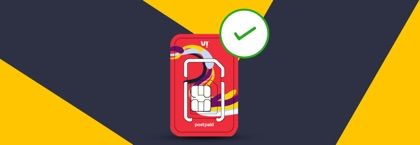 How to Activate Your Postpaid SIM